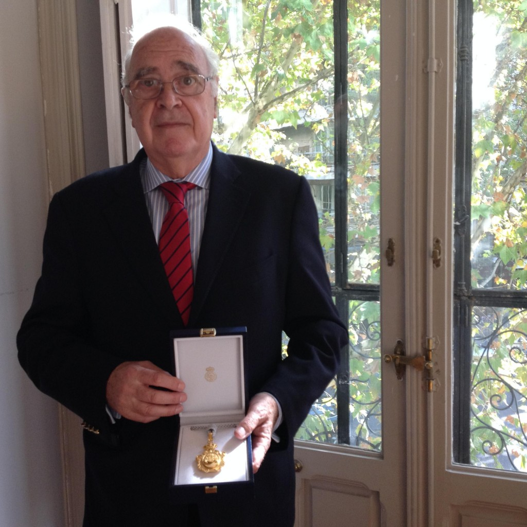 Foto medalla